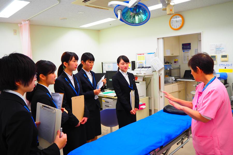 医療機関見学に行ってきました!