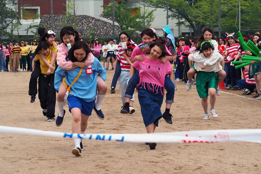 笑顔満開♪スポーツ大会!!